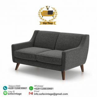 Sofa Retro Minimalis Terbaru Arizona