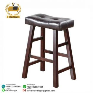 Bar Stool Cafe Jati Cherry